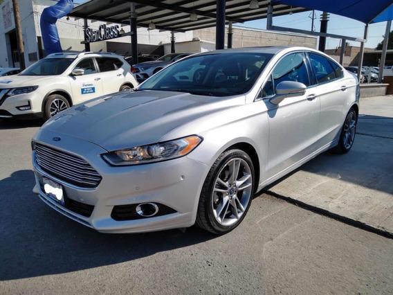 Ford Fusion 2.0 Titanium At 2016