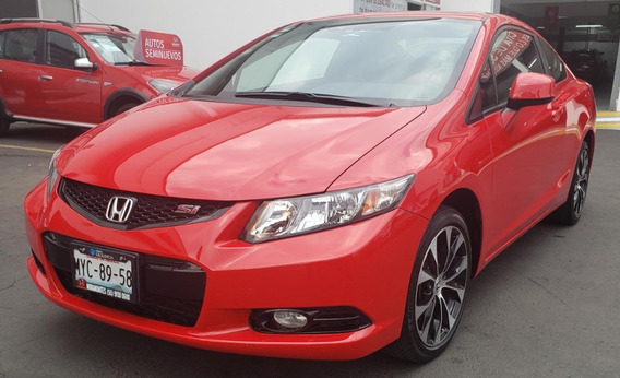 Civic Si Coupe 2013