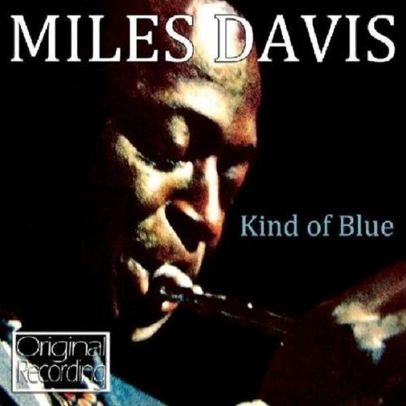 Miles Davis Kind Of Blue Cd Nuevo Importado En Stock