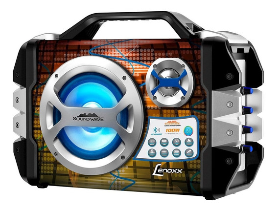 Caixa Amplificadora Lenoxx Ca325 Bluetooth, Usb, Micrfofone,