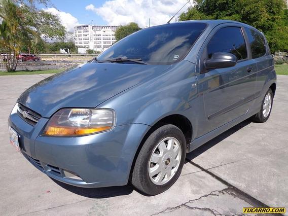 Chevrolet Aveo Coupe Automático