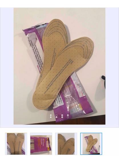 Plantilla Zapato