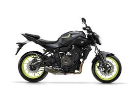 Yamaha Mt 07 Mejor Contado Cuotas Fijas