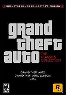 Grand Theft Auto Classics Collection (grand Theft Auto, Gra