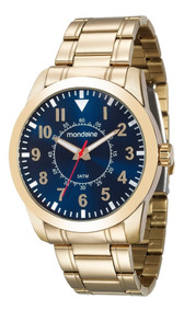 Relógio Mondaine Masculino 99138gpmvde2