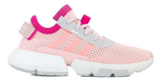 Tênis adidas Pod S3.1 W Boost Rosa Original Marceloshoes Sp