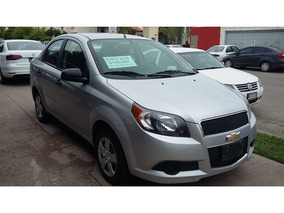 Chevrolet Aveo Ls 2016 Seminuevos