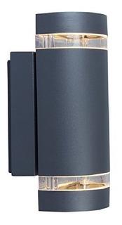 Aplique Bidireccional Exterior Aluminio Play 2 Gu10