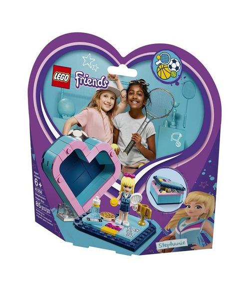 Lego 41356 Caja Corazón De Stephanie