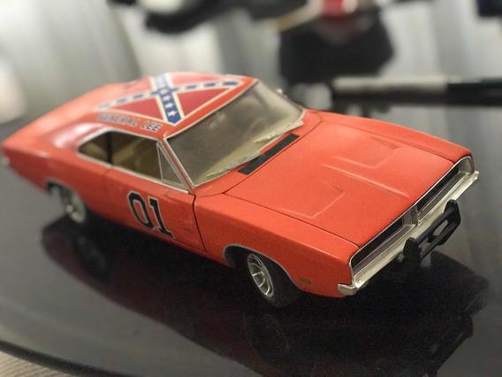 1/18 Erlt Dodge Charger los Dukes De Hazzards
