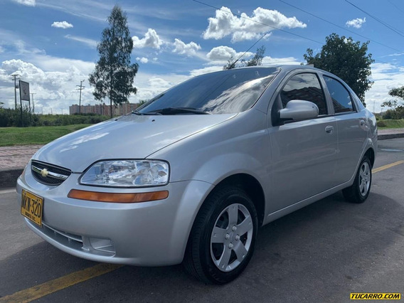 Chevrolet Aveo Family 1.5 Ac