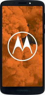Celular Libre Moto G6 Play Indigo Single Sim Envío Gratis