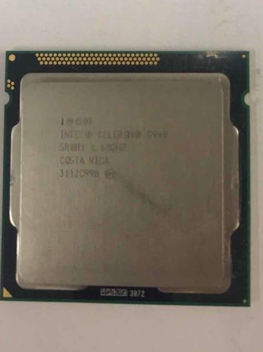 Proc. Celeron G470  2.8ghz Socket 1155- Usado