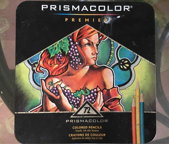 Vendo Lápices Prismacolor Premier X72