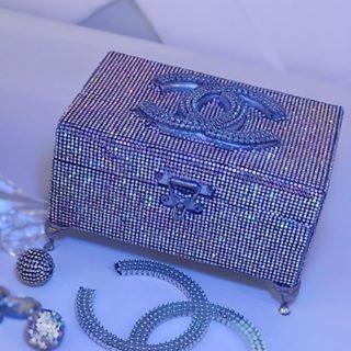 Porta Joia Chanel