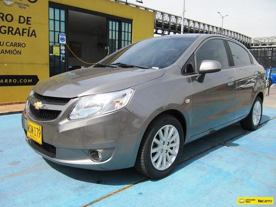 Chevrolet Sail 1.4 Ltz 5 P