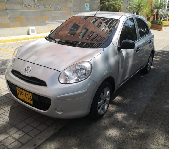 Nissan March Nissan March Active 2016