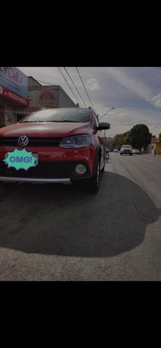 Imagem 1 de 9 de Volkswagen Crossfox 2014 1.6 Vht Total Flex 5p