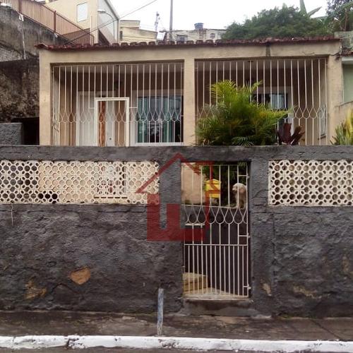 Imagem 1 de 10 de Casa À Venda No Bairro Conforto - Volta Redonda/rj - C1740