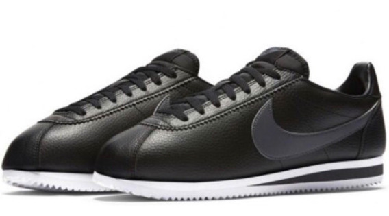 Tenis Nike Cortez Leather Piel Vacuna