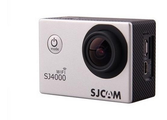 Filmadora Sjcam Sj4000 C/wi-fi Full Hd