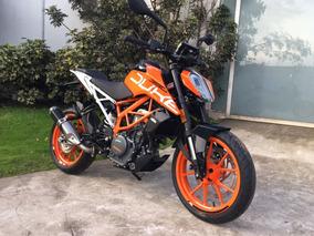 Ktm Duke 390 2018 Pro Motors