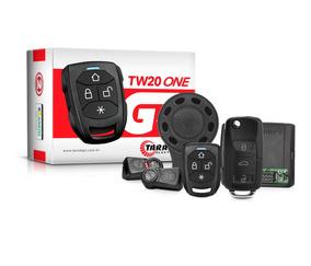 Alarme Automotivo Taramps Tw20 G3 One + Chave Tr3c