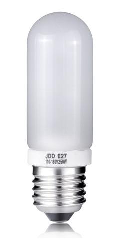 Imagen 1 de 6 de Lampara Modelado 250w De Repuesto Para Flash Estudio Visico