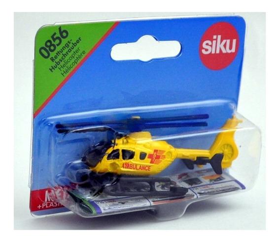 Helicóptero Ambulancia - Siku Super 08 - 1/64
