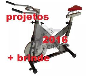 Bicicleta Ergométrica Projetos