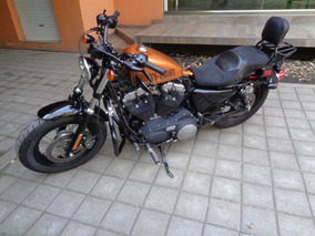 Harley Davidson Forty Eight Nueva 2015 (100 Mil Accesorios)