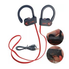 Fone Ouvido Bluetooth Microfone Esporte Corrida