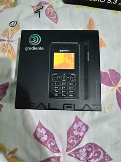 Celular Gradiente Gf500 (no Estado)