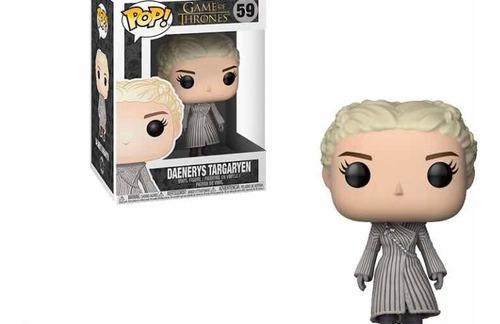 Funko Pop Daenerys Targaryen White Coat