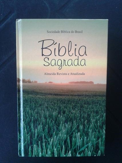 Livro Bíblia Sagrada Antigo E Novo Testamento