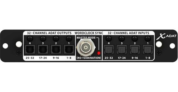 Interface 32ch Adat In/out P/ X32 24 Bits - X Adat Behringer