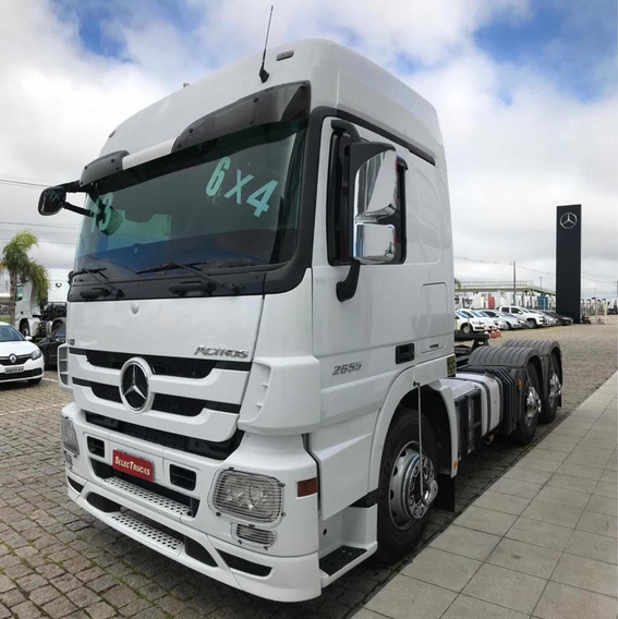Mercedes-benz Actros 2655 - Selectrucks