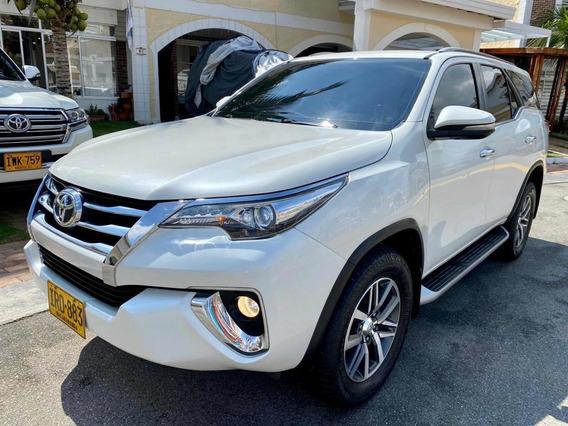 Toyota Fortuner Srv Diesel 4x4 2.8