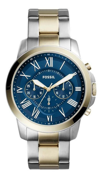 Relógio Fossil Masculino Grant - Fs5273/5an