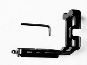 L- Plate Kirk Engate Rápido Para Tripé Canon 6d