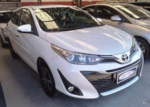 Imagem 1 de 11 de Toyota Yaris Hatch Yaris Xls 1.5 Flex 16v 5p Aut. Flex Auto