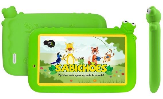 Tablet Barato Dl Sabichões Tx386bvd 7