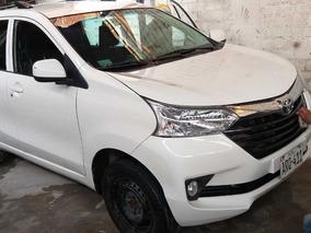 Toyota Avanza 2016,mod 2017,mecanico,lunas Eléctricas, Aire