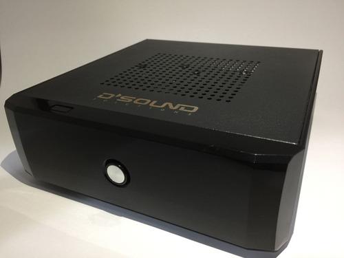 Mini Computador Itx Pdv - Intel Atom 1.80ghz - 2g Ram- 160hd