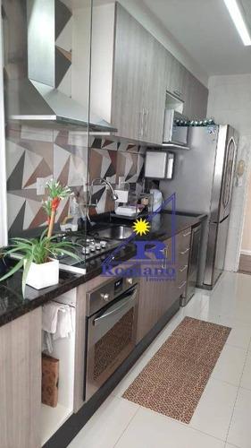 Imagem 1 de 26 de Apartamento Com 3 Dormitórios À Venda, 67 M² Por R$ 400.000,00 - Vila Matilde - São Paulo/sp - Ap4184