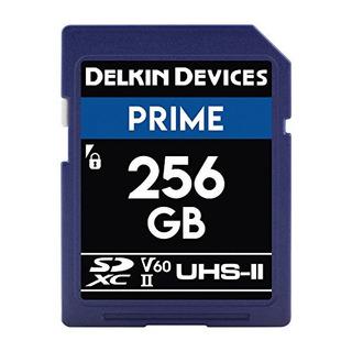 Delkin Devices 256gb Prime Sdxc Uhs-ii U3 V60 Tarjeta De