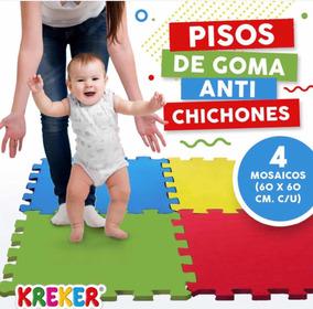 234ed89b805 Piso Goma Eva 36 Piezas Lavable - Pisos de Goma para Bebés al mejor ...