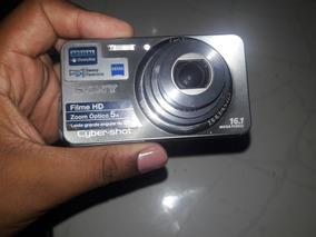 Canera Sony De 16.1 Mega Pixels (mp)