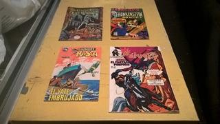 Comic Revista Tradiciones Y Leyendas De La Colonia Vintage