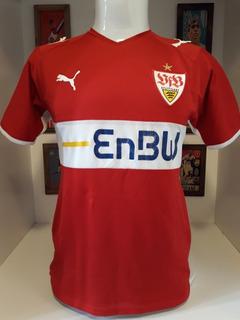 Camisa Stuttgart Vermelha Puma